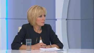 Мая Манолова: Решаваме 60% повече жалби през последната година