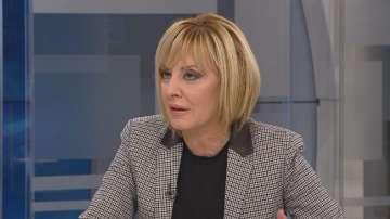 Мая Манолова: Разумното решение за Конвенцията е да се обсъди и обмисли