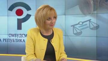 Мая Манолова: 25 000 души са дарили в кампанията Великден за всеки