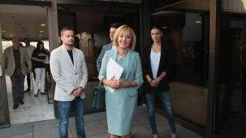 Мая Манолова: София в момента няма кмет, а изпълнителен директор