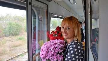 Мая Манолова получи над 117 жалби от граждани във влака София - Варна
