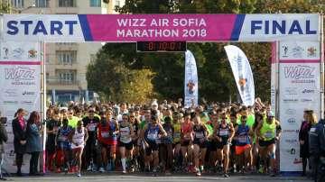 Затварят за коли центъра на София заради маратон