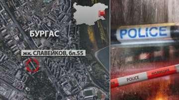 Взрив в аптека на Марешки в Бургас