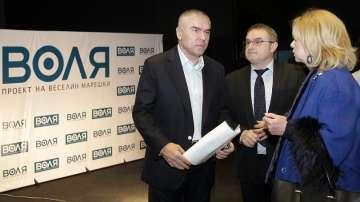 Веселин Марешки представи икономическата програма на партия Воля