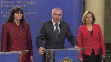 Веселин Марешки: Воля може да осигури стабилност на управлението