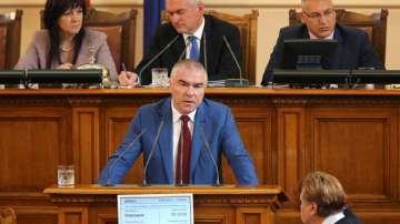 Повдигат днес обвинения срещу лидера на партия Воля Веселин Марешки