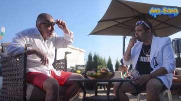 Марешки се пусна в пародиен клип срещу шума по морето (ВИДЕО)