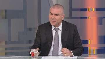 Веселин Марешки: Ще се въздържим при вот на недоверие, ние сме срещу всички