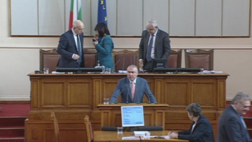 Снимка: Воля и ОП с взаимни обвинения заради думите на Каракачанов за ромите