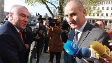 Коалиция Воля - Българските родолюбци се регистрира за евровота