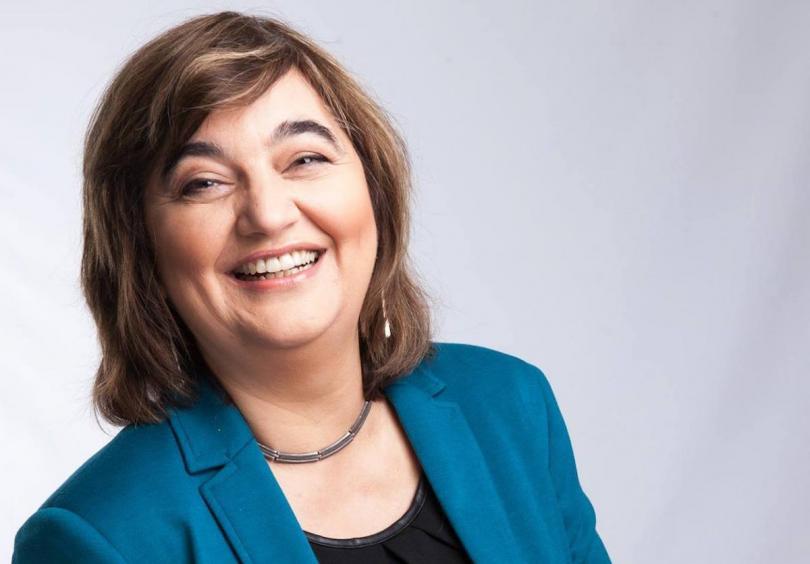 Маргарита Желязкова живее в чужбина от близо 30 години. Днес