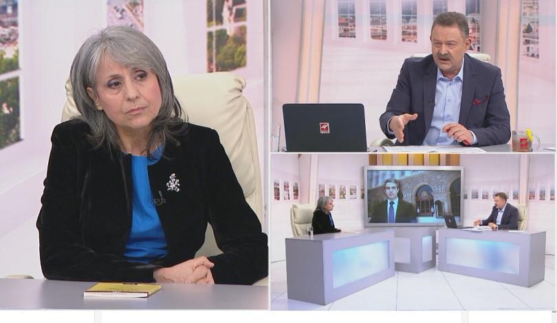 снимка 1 Маргарита Попова: Постът вицепрезидент не беше уплътнен допреди 4 години