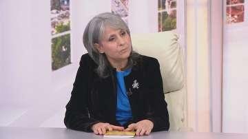 Вицепрезидентът Маргарита Попова с критика за дипломацията