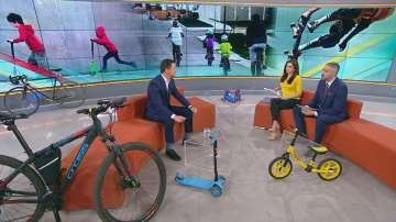 Велосипеди, тротинетки, ролери: Как да купуваме безопасно?
