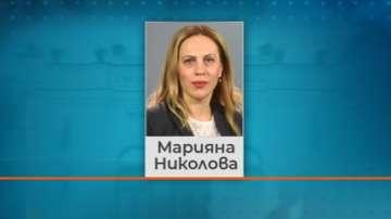 Марияна Николова е предложението за поста на Валери Симеонов