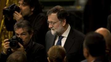 Испанският премиер Мариано Рахой бе свален чрез вот на недоверие
