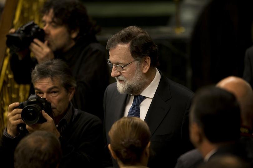 испанският премиер мариано рахой свален вот недоверие