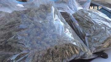 Откриха 5 килограма марихуана в колата на мъж от Шумен