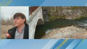 Експерт: Прекратено е замърсяването на река Юговска с цианиди