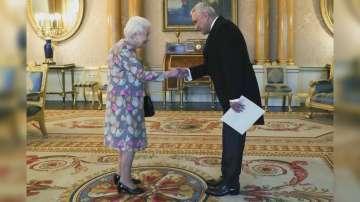 Марин Райков връчи акредитивните си писма на кралица Елизабет II