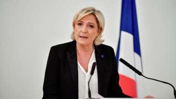 Марин Льо Пен стартира кампанията си за евроизборите през май