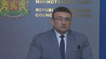 Младен Маринов: В момента не се налага промяна на мерките за сигурност у нас