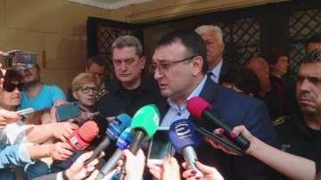 Младен Маринов: Имаше над 12 критични точки в Пловдив