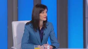 Мария Габриел: Българското председателство ще води преговорите за киберсигурност