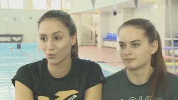 Аз съм... Мария Киркова и Мишел Хюбнер