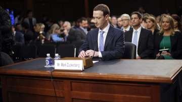 Марк Зукърбърг даде обяснения пред американския Сенат за скандала Фейсбук