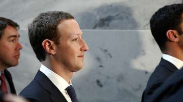 Основателят на Фейсбук Марк Зукърбърг ще отговаря пред Конгреса