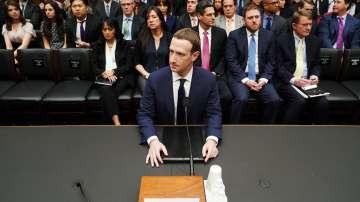 Изслушването на Марк Зукърбърг пред Камарата на представителите на САЩ