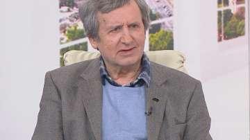 Академик Георги Марков: Европейският съюз е едно военно джудже