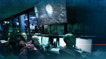 """Апаратът """"Инсайт"""" изпрати първи снимки от Марс"""