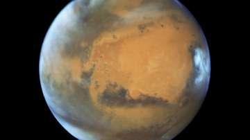 Учени откриха голямо подземно езеро под Южния полюс на Марс (СНИМКИ / ВИДЕО)