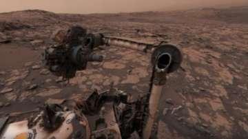 Кюриосити изпрати селфи от Марс