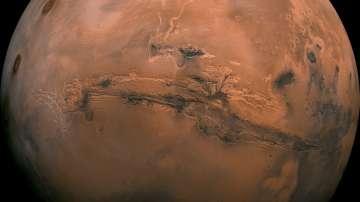 Тази вечер НАСА се завръща на Марс