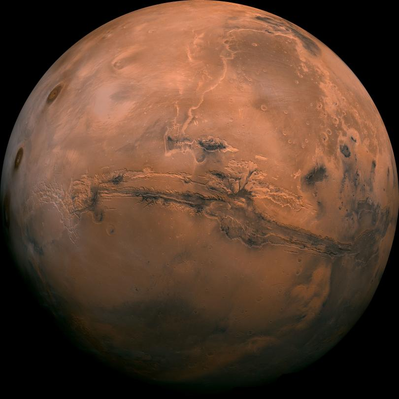 Снимка: Тази вечер НАСА се завръща на Марс