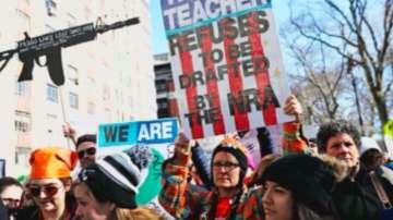 Стотици хиляди по света подкрепиха демонстрация срещу оръжията