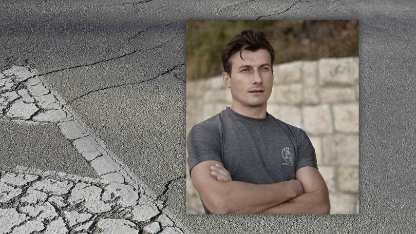 Шествие във Варна заради убития на пътя балетист Мартин Чикалов