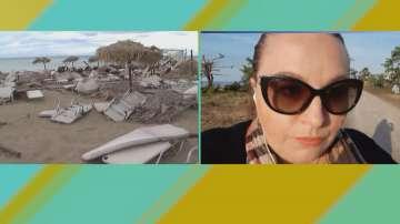 Бедствието в Халкидики от първо лице: Разказ на адвокат Мартина Георгиева