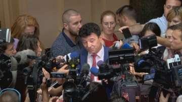 """""""Суджукгейт"""": Прокуратурата предаде на съд бившия депутат от ГЕРБ Живко Мартинов"""