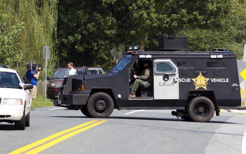 Стрелбата е станала в разпределителен център на аптекарската верига Райт