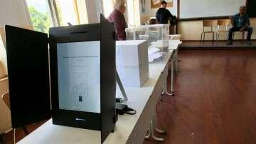 Правната комисия одобри отпадането на машинното гласуване за местния вот