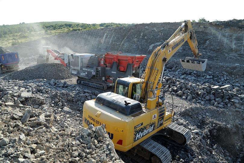 Започва строителството на 16,3 км от автомагистрала