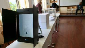 Проблеми с машините за гласуване във Варна