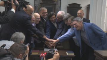 25 години от основаването на обединената масонска ложа в София