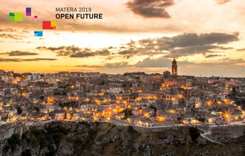 Южният италиански град Матера в областта Базиликата днес става официално