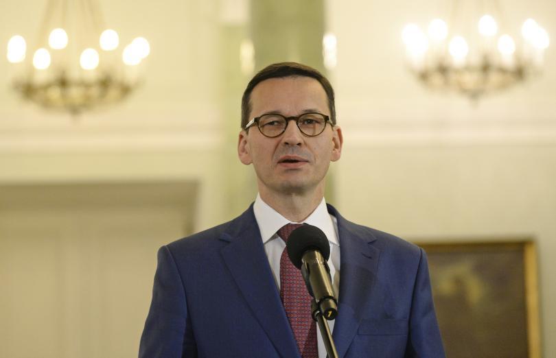 снимка 1 Право и справедливост води на европейските избори в Полша