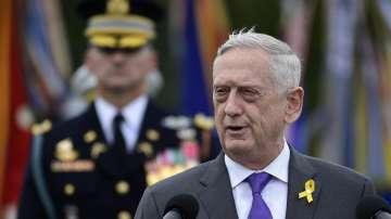 Министърът на отбраната на САЩ подаде оставка